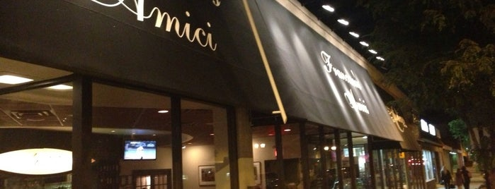 Francesca's Amici is one of What's For Lunch?!.