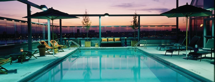 Gansevoort Meatpacking NYC is one of New York City Guide.