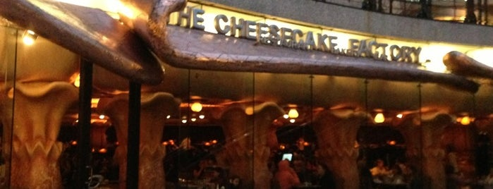 The Cheesecake Factory is one of Guide to Chicago's best spots.