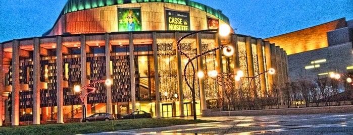 Place des Arts is one of Guide to Montréal's best spots.
