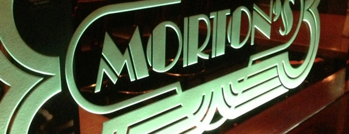 Morton's The Steakhouse is one of wanna try next.