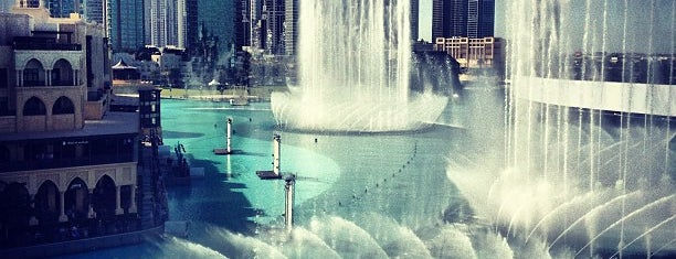 The Dubai Fountain is one of Dream Destinations.