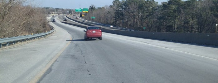 I-64 & I-264 Interchange is one of To Fix: Interstate.