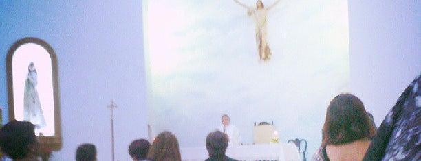 Paróquia Bom Pastor e Nossa Senhora de Fátima is one of Vicariato Oeste [West].