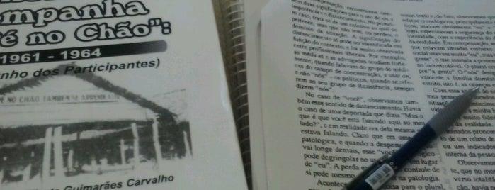 Biblioteca Setorial do CCSA is one of UFRN.