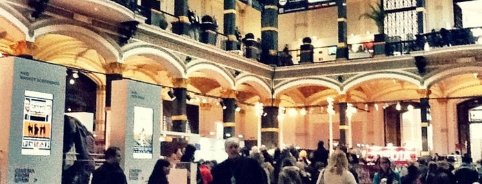 Martin-Gropius-Bau is one of things to do in Berlin.