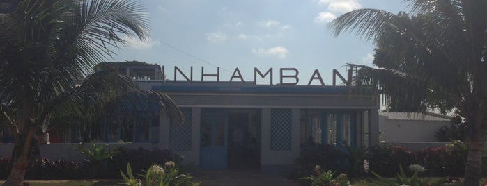 Aeroporto de Inhambane (INH) is one of Airports of the World.