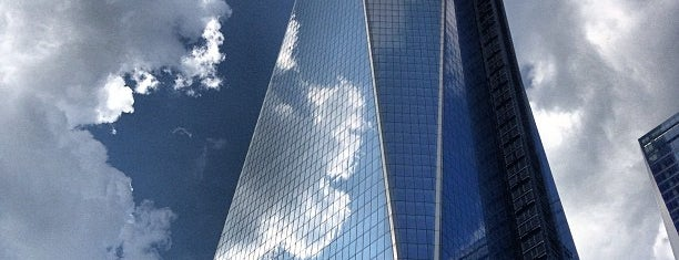 One World Trade Center is one of 2 do list # 2.
