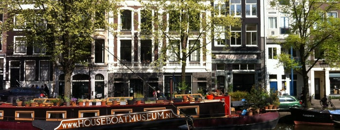 Woonbootmuseum | Houseboat Museum is one of Must-visit Musea Amsterdam.