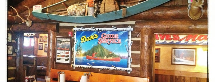 Famous Dave's is one of Favorite Chow Down Spots.