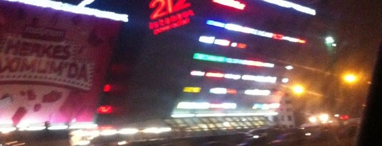 212 İstanbul Power Outlet is one of My favorites Malls.