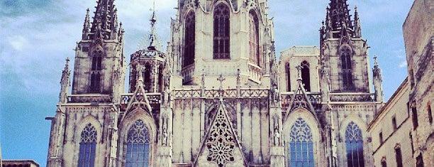 Catedral de Barcelona is one of 36 hours in...Barcelona.