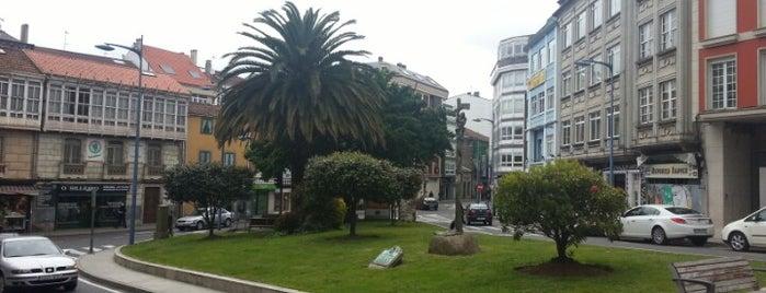 Carballo is one of Concellos da Provincia da Coruña.