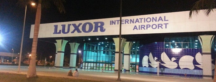 Luxor International Airport is one of All-time favorites in Egypt.