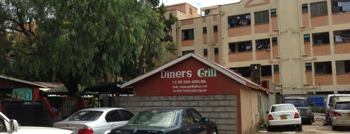 Dinner's Grill is one of Must-visit African Restaurants in Nairobi.