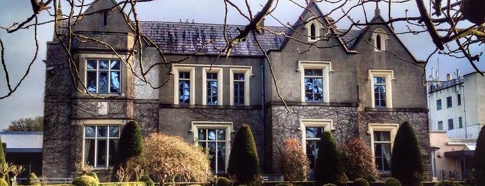 Ballymascanlon House Hotel Dundalk is one of PIBWTD.