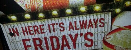 TGI Fridays is one of Eats.