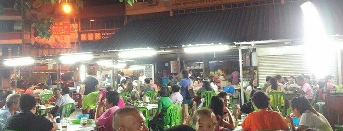 家记炒面档 is one of Selangor.