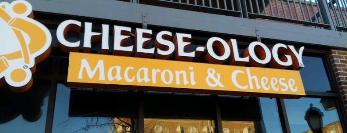 Cheese-ology Macaroni & Cheese is one of Restaurants.