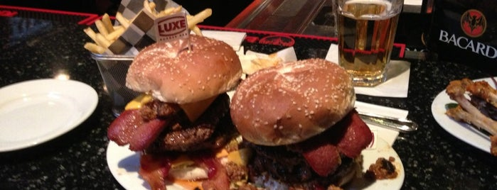 Luxe Burger Bar is one of Providence, RI.