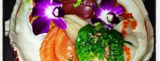 Sticks 'n' Sushi is one of Favorite Food.