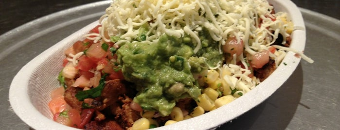 Chipotle Mexican Grill is one of Survive Midtown East Lunch.