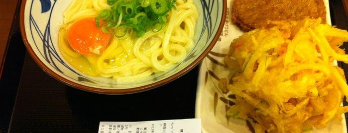 丸亀製麺 キュービックプラザ新横浜店 is one of 新横浜マップ.