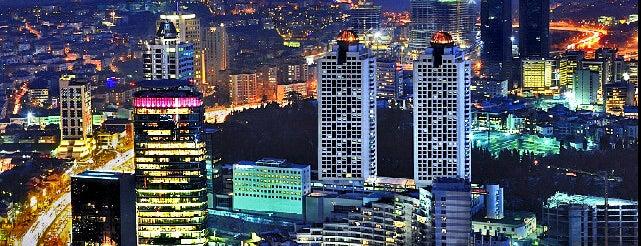 Sapphire Seyir Terası is one of istanbul turist stayla.
