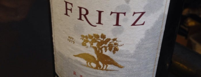 Fritz Underground Winery is one of Cool Wine Road Caves & Undergrounds.