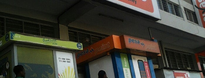 Naivas Supermarket Kayole is one of my route home.