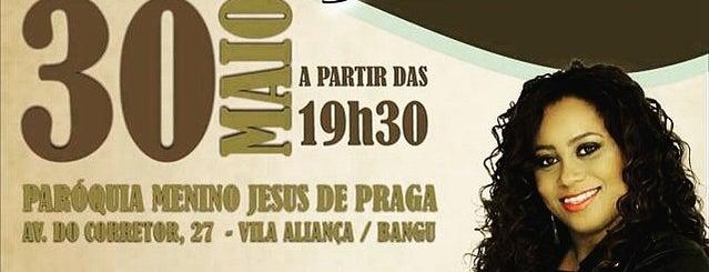 Paróquia Menino Jesus de Praga is one of Vicariato Oeste [West].