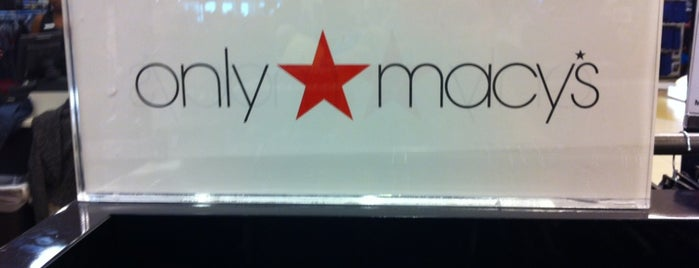 Macy's Men/Home/Furniture is one of Top picks for Department Stores.