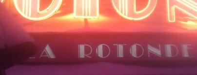 La Rotonde is one of Paris, FR.