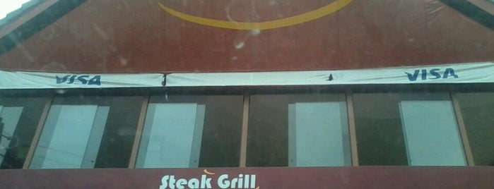 Steak Grill is one of Rio - Restaurantes.