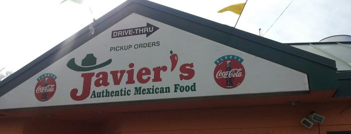 Javier's is one of my new longer done list.