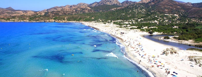 Plage d'Ostriconi is one of A visiter.