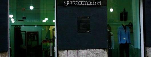 Garcia Madrid is one of Madrid shopping.