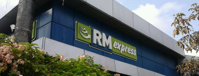 RM Express is one of Bebidas.