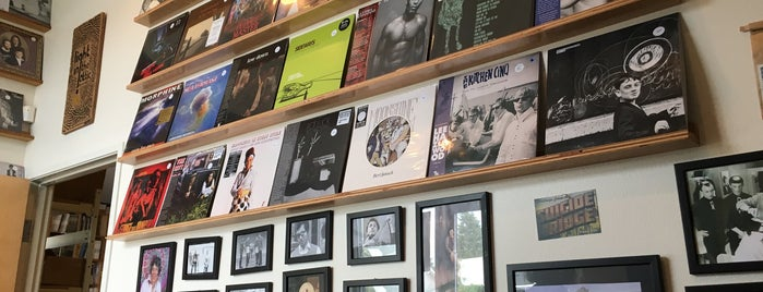 Light In The Attic Records is one of Record Stores To Remember.