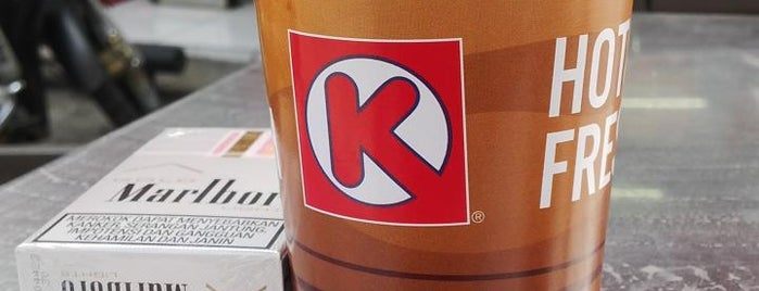 Circle K is one of nongkrong sehat.