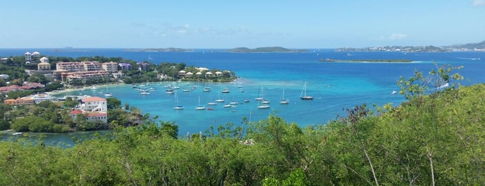 Virgin Islands National Park is one of U.S. National Parks.