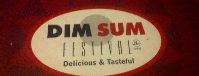Dim Sum Festival is one of 20 favorite restaurants.