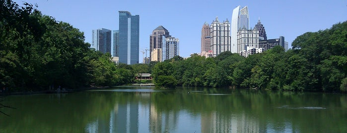 Piedmont Park is one of Atlanta's Best Entertainment - 2012.