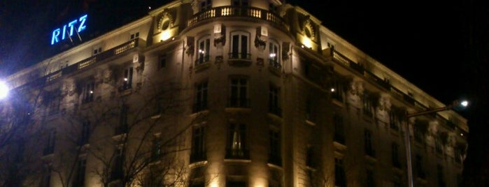 Hotel Ritz, Madrid is one of Hotels, Resorts, Villas of the World.