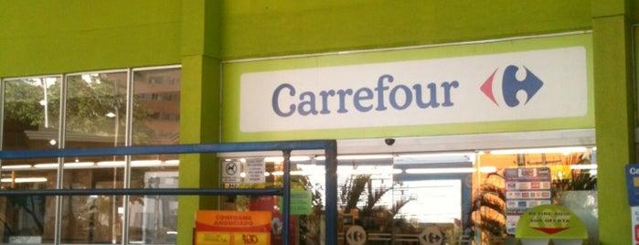 Carrefour is one of JÁ ESTIVE NESTE LUGAR.