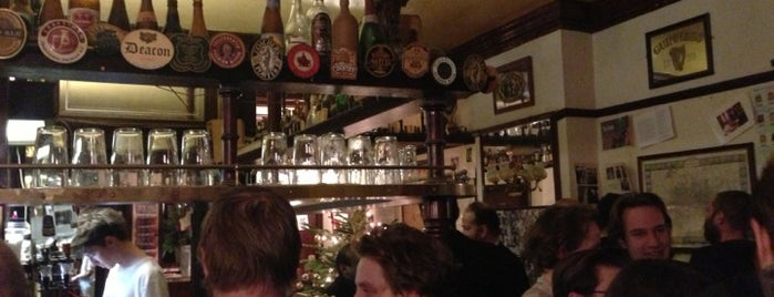 The Wenlock Arms is one of Best London Pubs.
