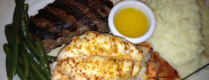 Black Steer Charhouse is one of What's For Lunch?!.