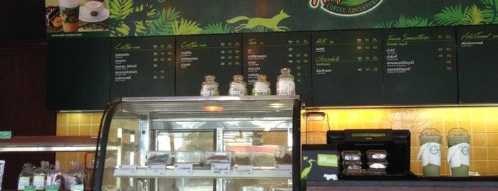 Café Amazon is one of พี่ เบสท์.