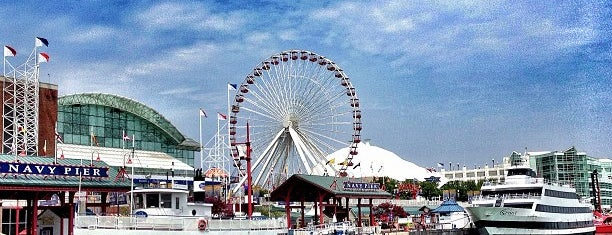 Navy Pier is one of All-time favorites in United States.
