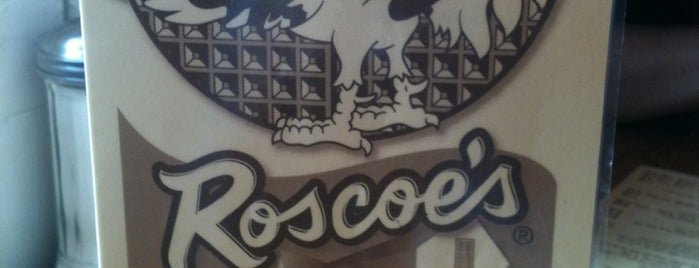 Roscoe's House of Chicken and Waffles - Long Beach is one of Beachy Places.